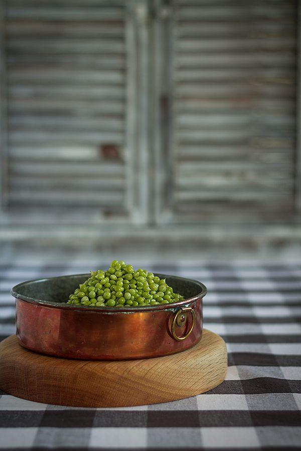 Guisantes Al Vapor Food Photo Love Guisantes Recetas De
