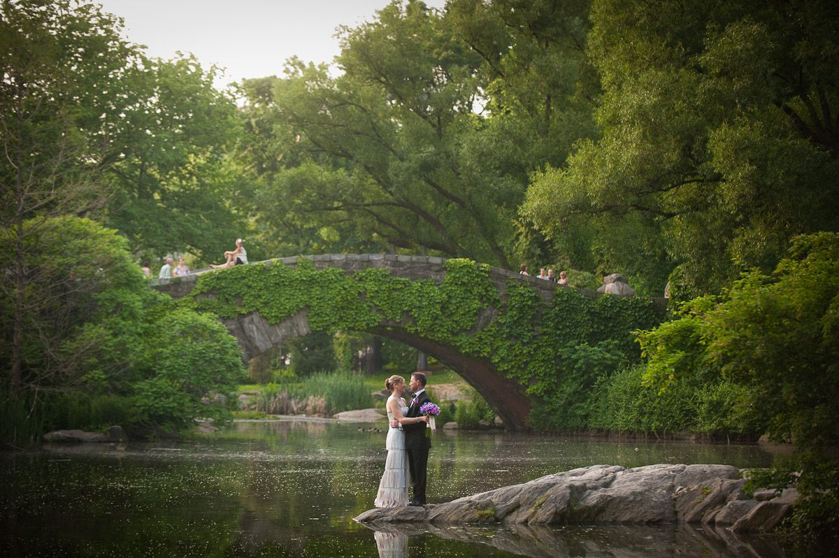 Wedding Destination New York The Never Ending Sophisticated CentralPark StateOfMind