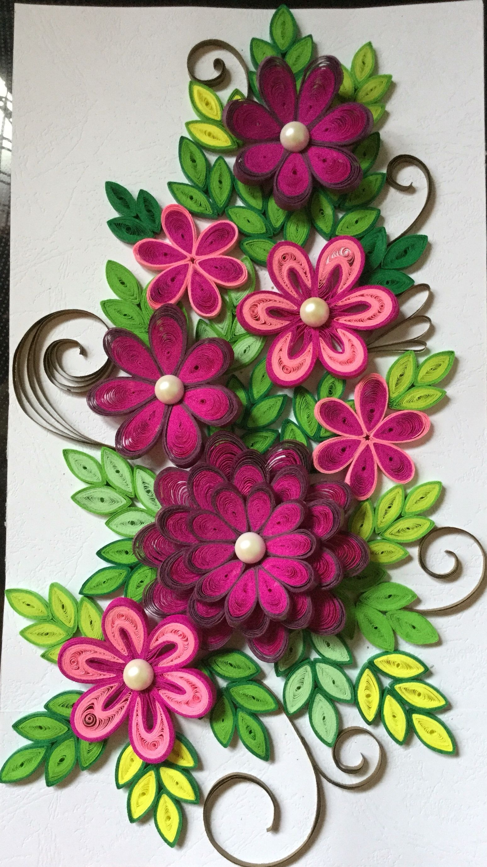Paper Quilling Flowers Paper Quilling Passion Pinterest Paper