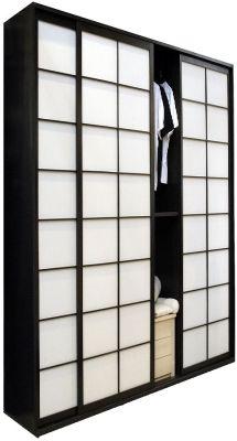 Armoire Japonaise Chambre Japonaise Cloison Coulissante Deco Japonaise