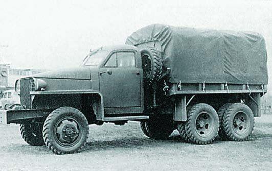 1942 Studebaker Us6 U2 6x6