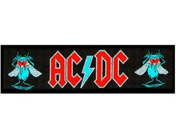 Merchandising - Parches de Tela - AC/DC