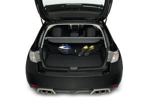 2013 Subaru Wrx Sti Cargo Net Rear Seat Back Msrp 34 95 Subaru Parts Accessories Wrx 2013 Wrx Subaru