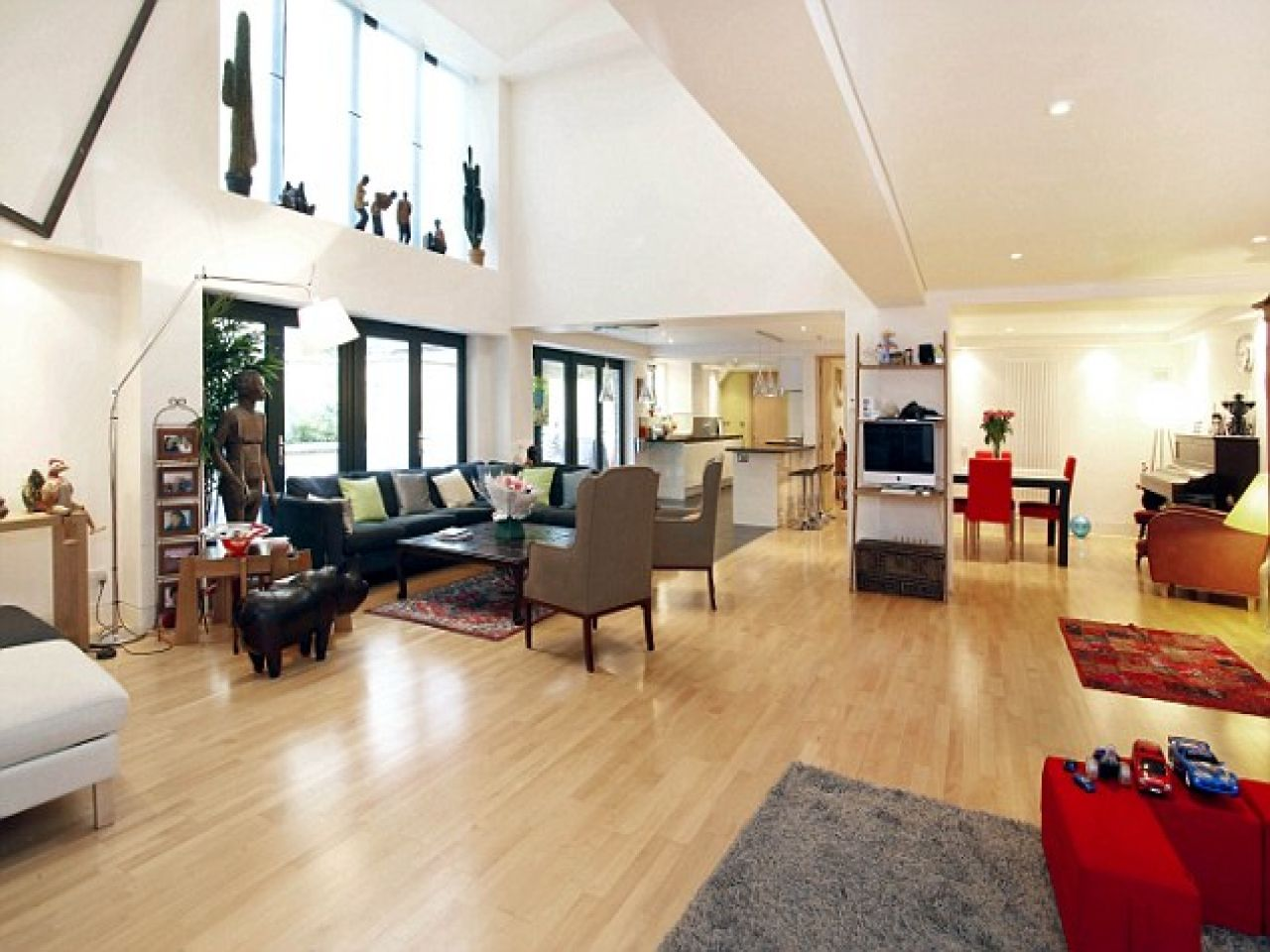 Küchendesign grün küche und wohnzimmer küche design layout Öffnen konzept küche