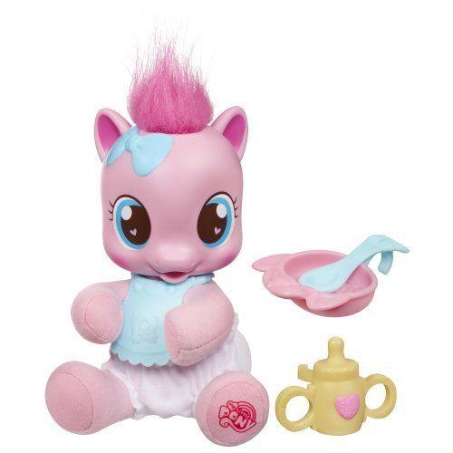 My Little Pony Littlest So Soft Pinkie Pie Doll,  Http://www.amazon.com/dp/B009SL3V7Q/ref=cm_… My Little Pony Dolls, Baby  Dolls For Toddlers, Hasbro My Little Pony