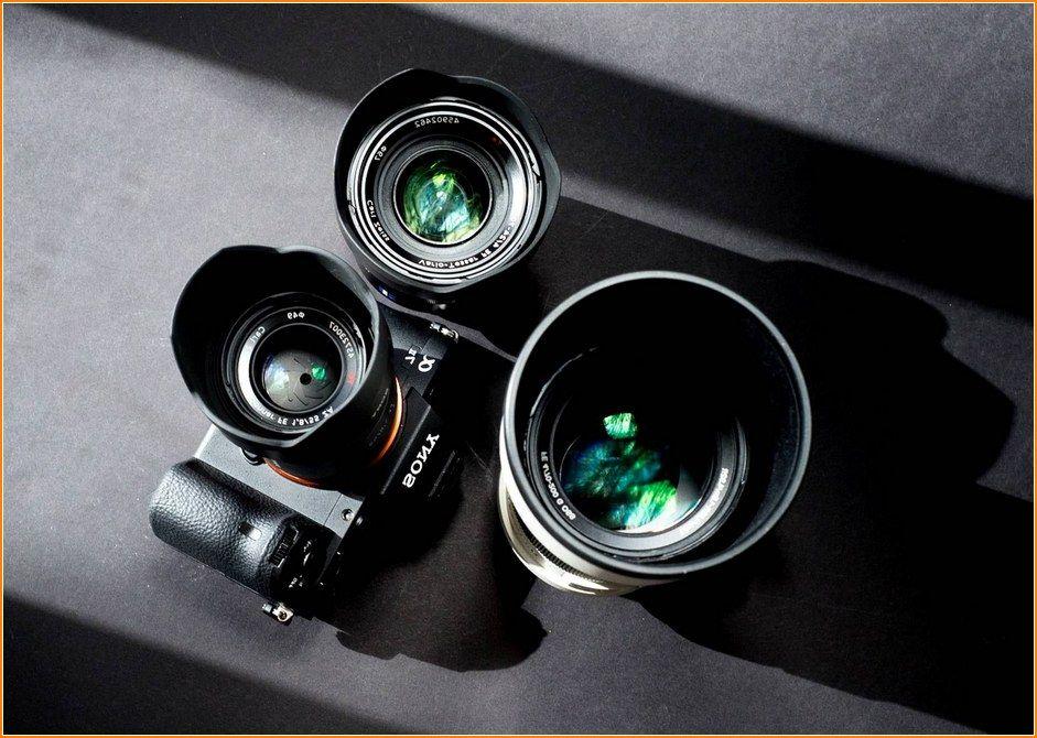 Тестирование объективов 35mm F1.4. Sigma VS Sony VS Canon ...