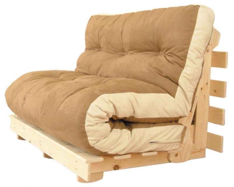 Kiwi Wooden Sofa Bed