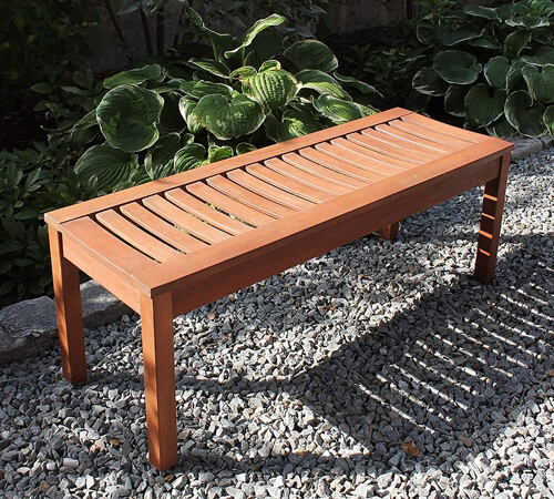 Best 8 Wood For Outdoor Bench Slats In 2020 Wood Bench Outdoor Outdoor Bench Unpainted Furniture