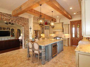 Superbe Madden Home Design   French Country House Plans, Acadian House Plans