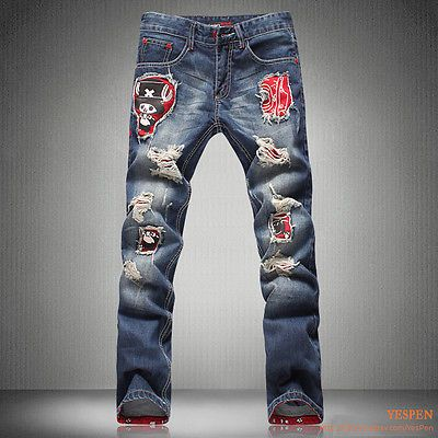 Pin On Jeans Hombre