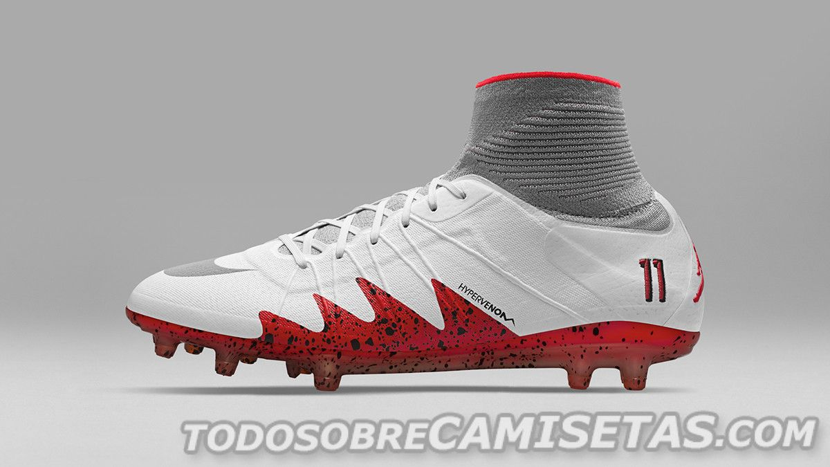 new arrivals 292a9 48c11 Nike Hypervenom Neymar x Jordan White