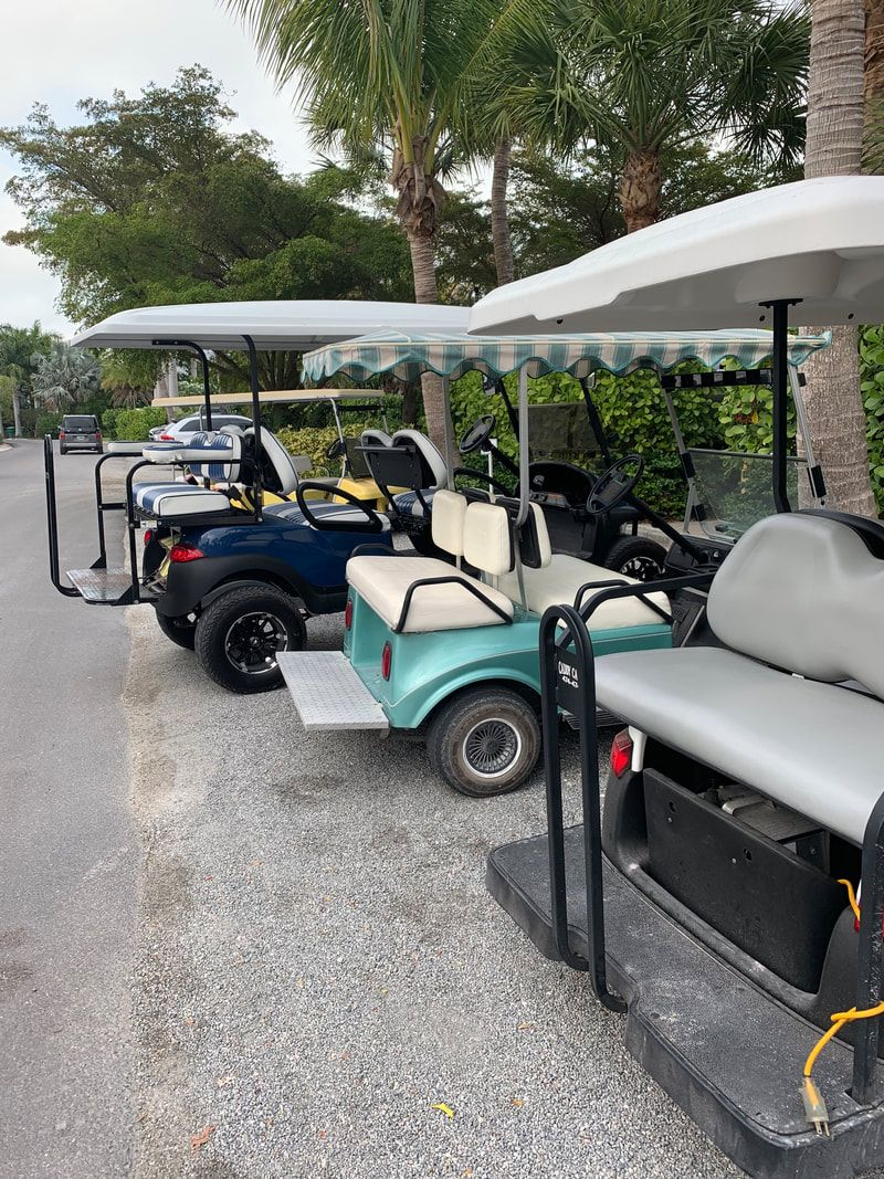 Golf carts in boca grande florida learn more about a