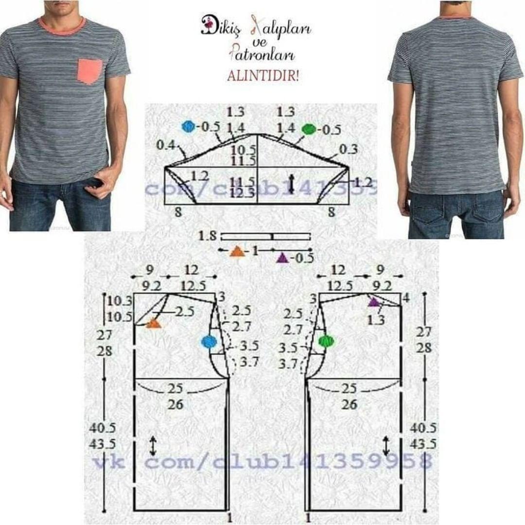 Выкройки футболок мужских star power sp4150