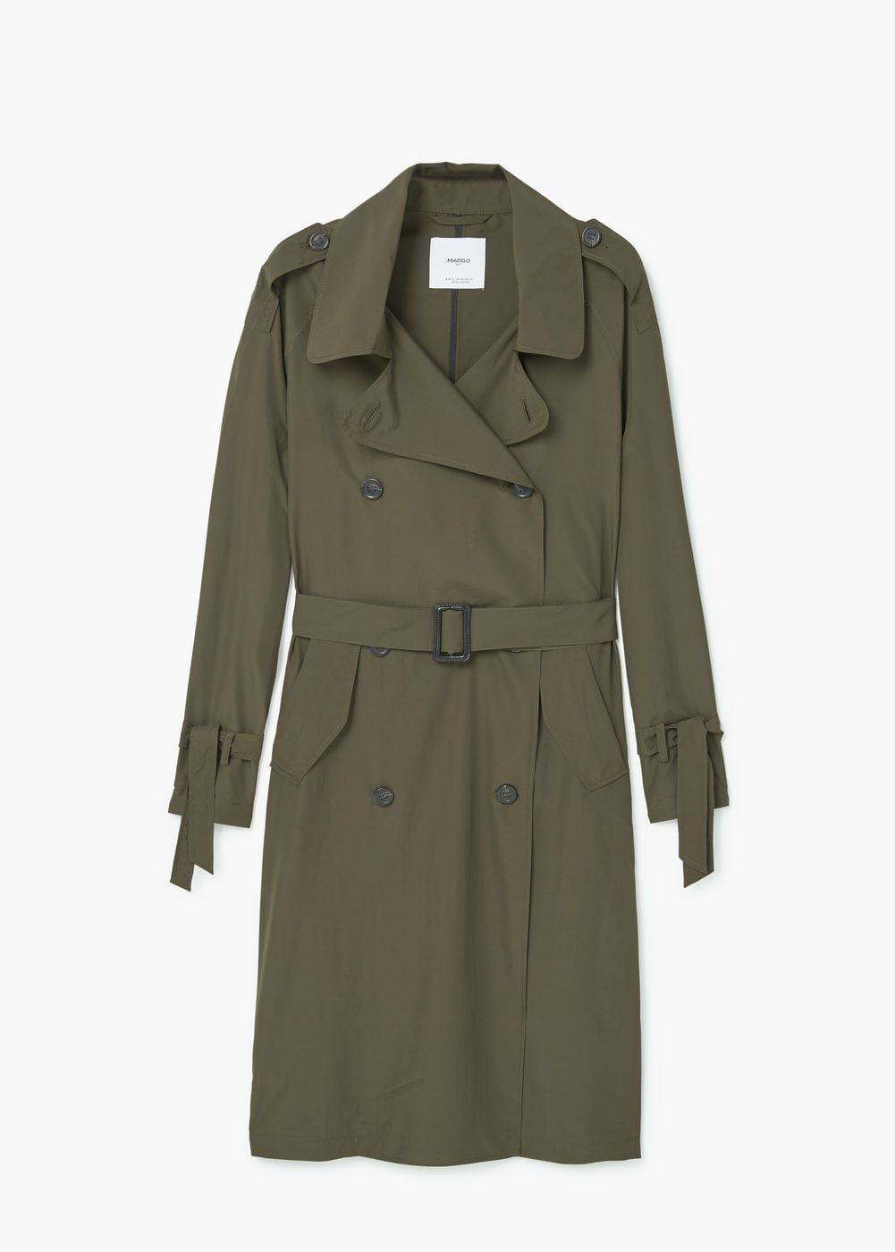 af829a63e8 Trench coton - Femme | Style | Coat, Military fashion, Fashion