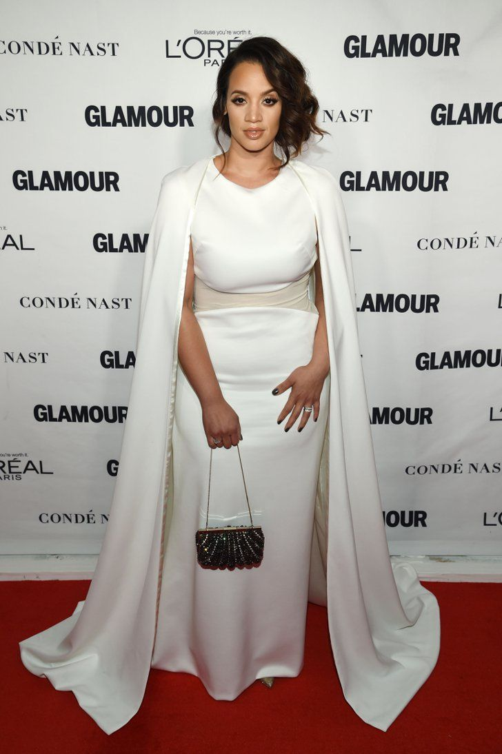 Pin for Later: This Glamorous Red Carpet Is One For the Record Books Dascha Polanco