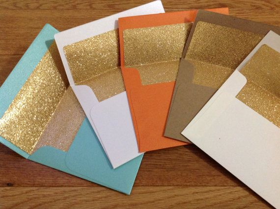 50 gold glitter lined a7 envelopes euro flap v flap envelopes for 50 gold glitter lined a7 envelopes euro flap v flap envelopes for 5 x 7 cards or invitations stopboris Image collections
