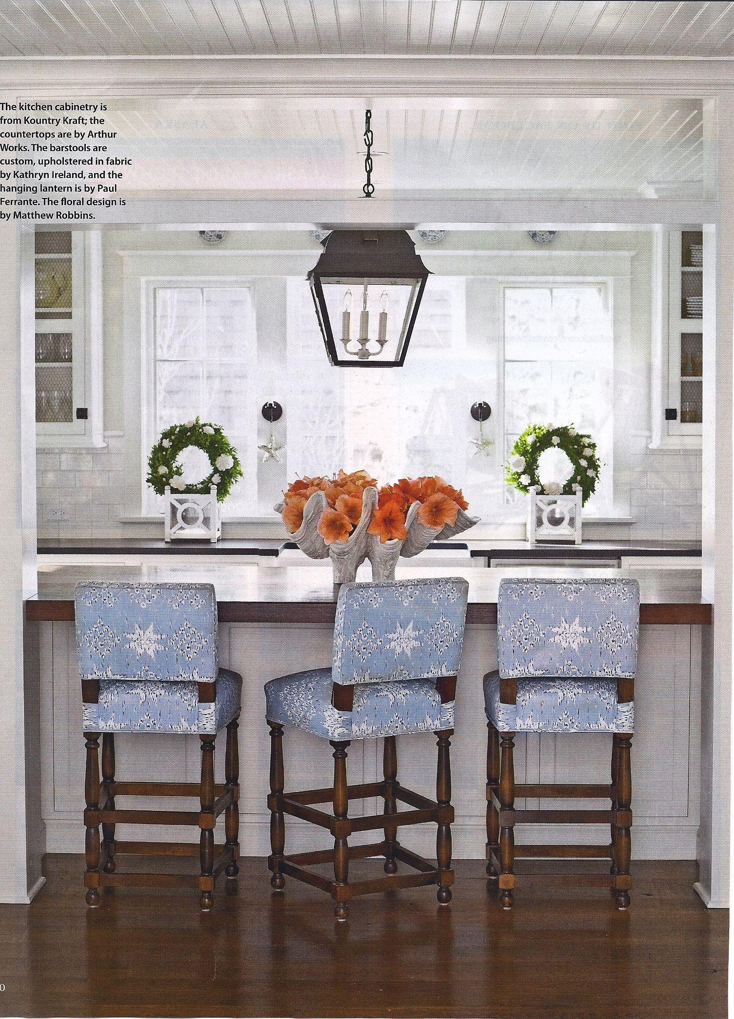 Nice galley kitchen coastal living kitchens pinterest house