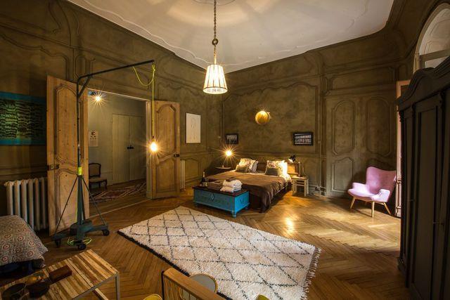 10 gîtes et chambres d'hôtes en auvergne rhône alpes | salons