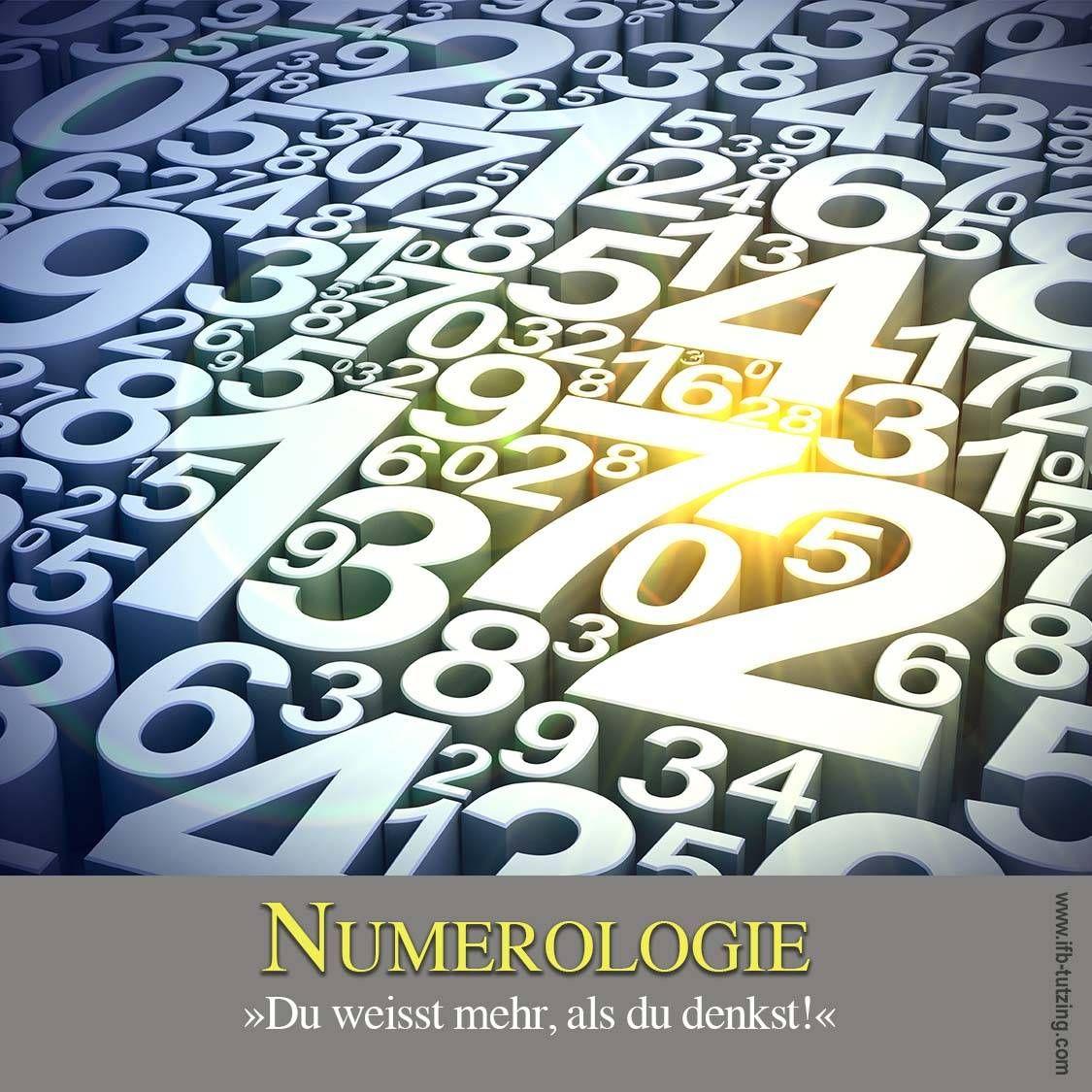 Numerologie partnersuche