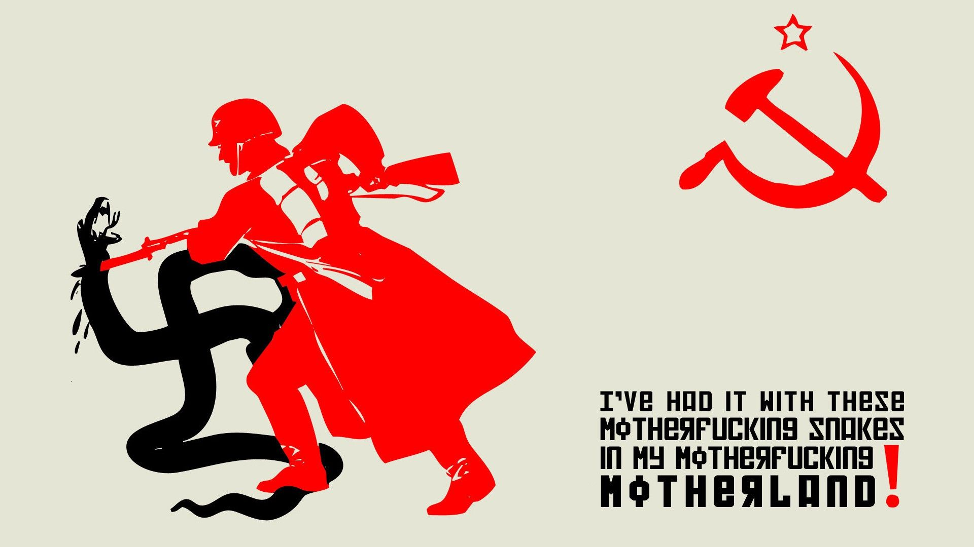 Political Wallpaper Hammer And Sickle Communist Wallpaper Hammer and sickle hd wallpaper
