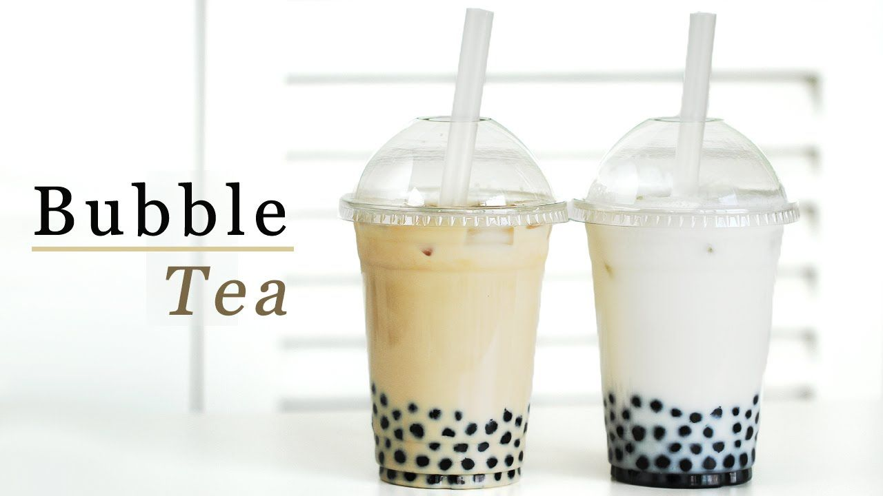Its The Latest Craze Bursting Popping Boba Add These Juice Bubbles To Your Drinks At Home Make Bubble Tea Visit