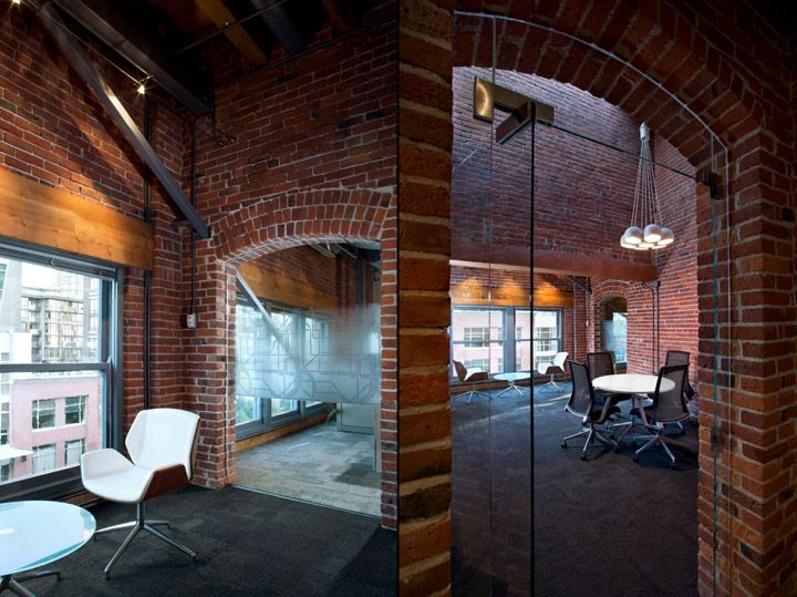 Architecture Firm Offices Urban Systems Office By Ashley Pryce. San Go  Architecture Interior Design ...