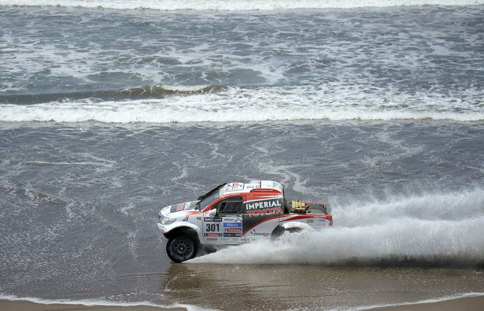 Dakar Rally 2013 in photos
