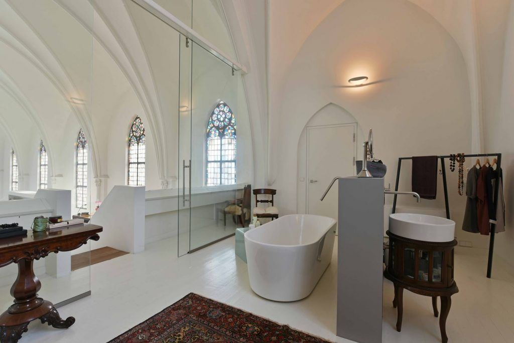 Gravity home: modern design meets historic architecture in a