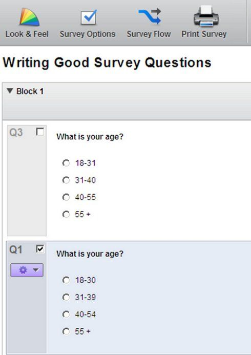 Survey Questions  Do You Make Any Of These  Question Writing