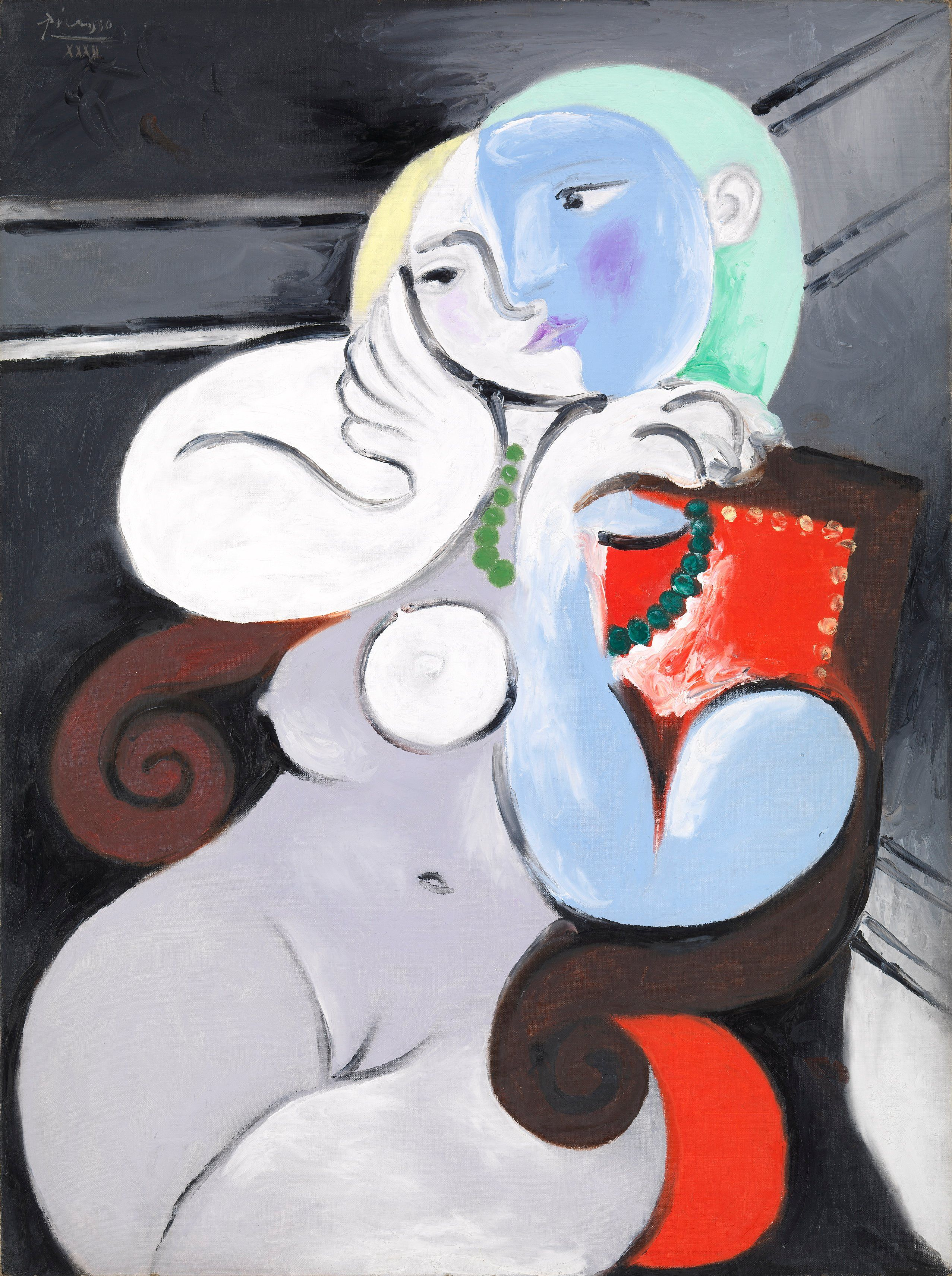 Two centuries of nudity in art – in pictures