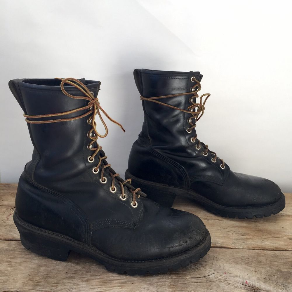 Red Wing Fire Boots Boot Hto