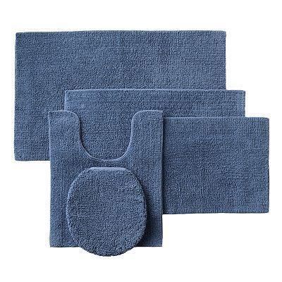SONOMA life + style® Reversible Cotton Bath Rugs