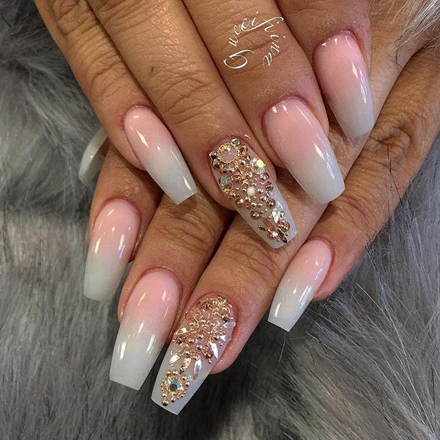 PINTEREST: KIANIA   nails   Pinterest   Uña decoradas, Uñas ...