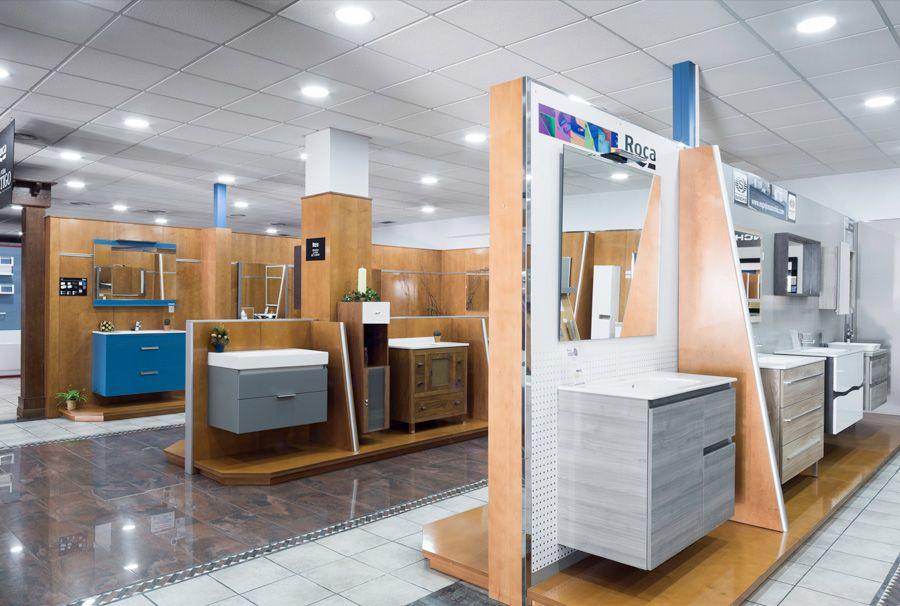 Exposición Toledo Cuartos de baño | Nuestras tiendas | Pinterest ...