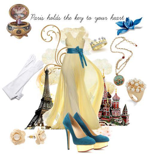 Anastasia...not Disney but whatever :-)
