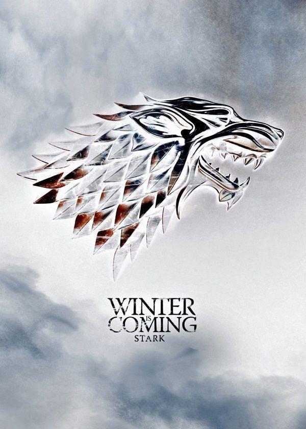 "Game Of Thrones Metallic House Sigils House Stark #Displate explore Pinterest""> #Displate artwork by…   Displate thumbnail"