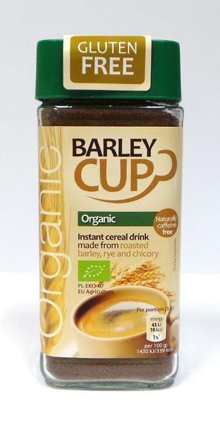 Organic Coffee Subsute Barley Cup Gluten Free