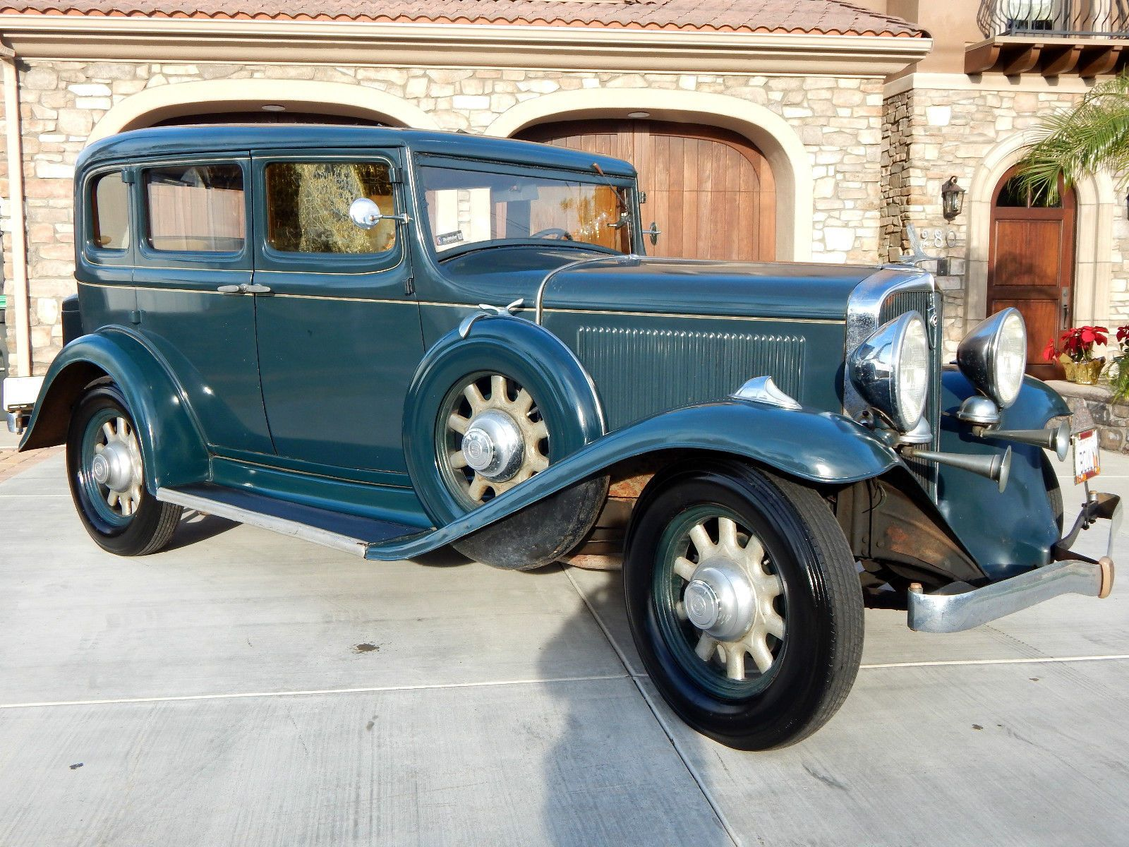 1932 studebaker dictator 8 regal 4 door sedan with 50 000 for 1932 plymouth 4 door sedan
