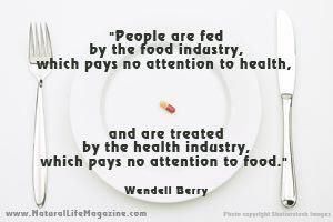 food - a health issue