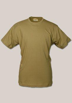 CAMEL Active T-Shirt Halbarm Uni camel