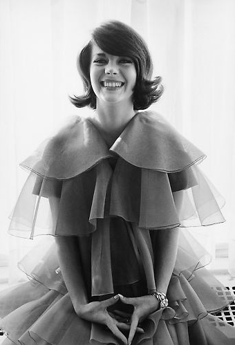Natalie Wood....she really was so pretty!   I'm betting our little Natalie Wood will blonde haired green eyed and so beautiful :)