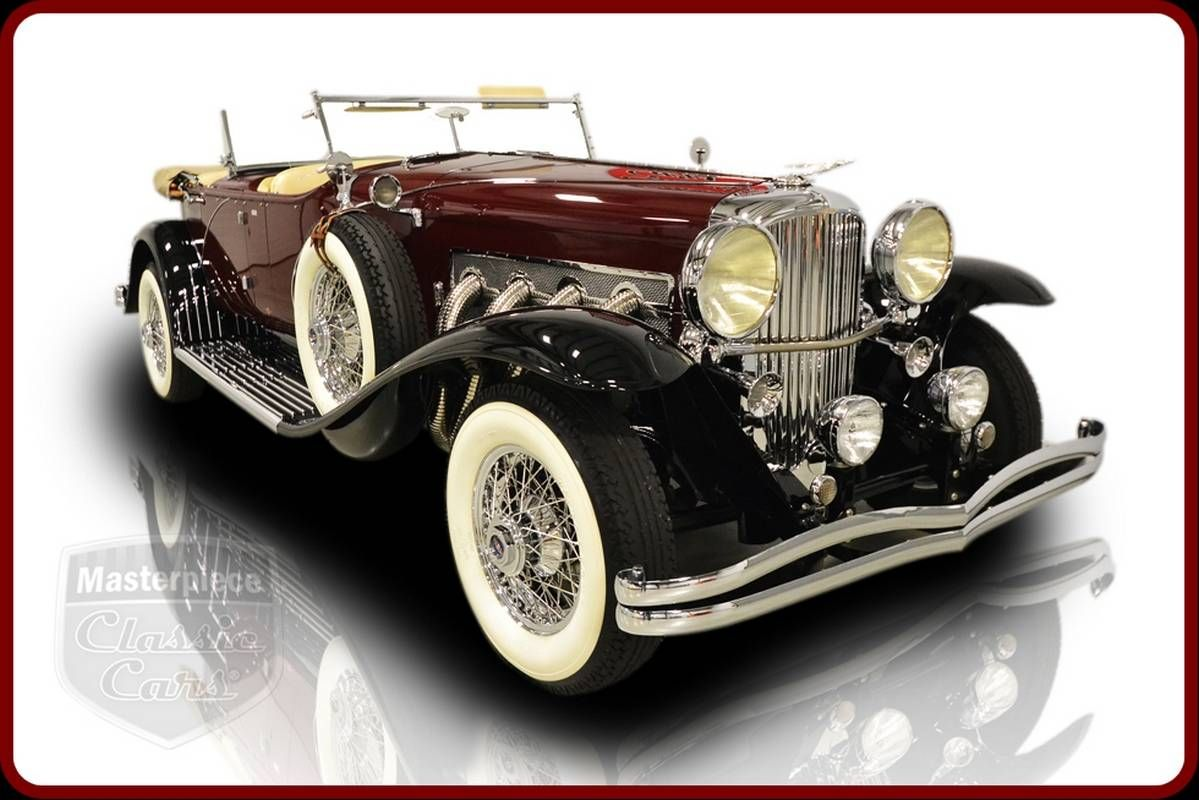 1932 Duesenberg Ii Royalton Dual Cowl Phaeton Image 1 Of 39 Classic Cars Antique Cars Hot Cars