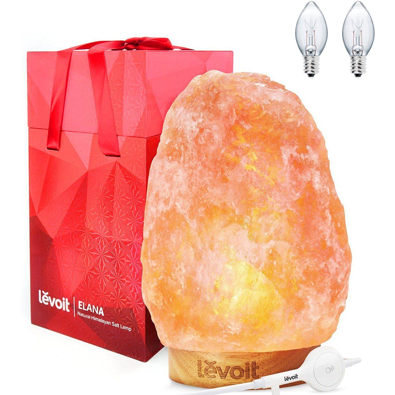 Custom Illumination Salt Lamps : Levoit