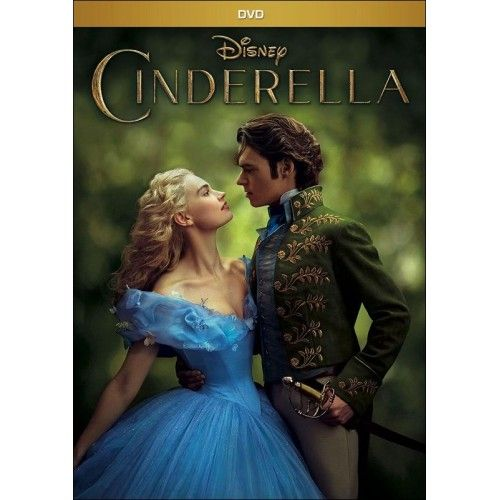 Cinderella (2015)- Kenneth Brannagh (director), Cate Blanchet, Lily James, Helena Bonham Carter