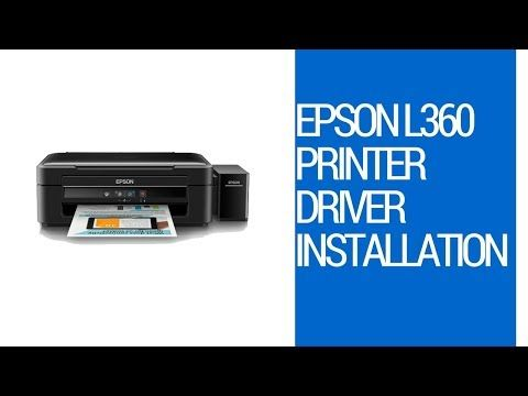 🔥 Epson l380 printer driver for android | Epson L380 driver  2019-04-12