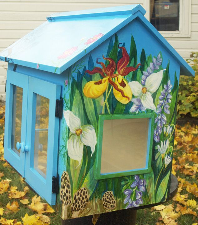 little libraries - Google Search