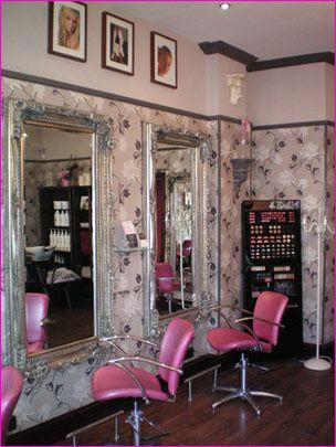 Pin By Rozalija Komnenic On Colourful Me Beauty Salon Decor Salon Design Beauty Salon Interior