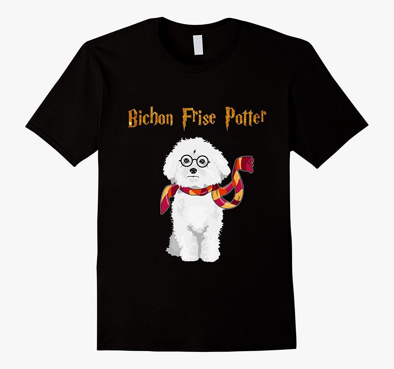 Bichon Frise T-Shirt TShirt Printed Tee I Love Heart Paw Dog Pet Puppy Pup