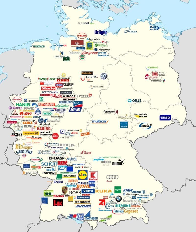 Sign Up Landkarte Deutschland Deutschland Niederlande Und