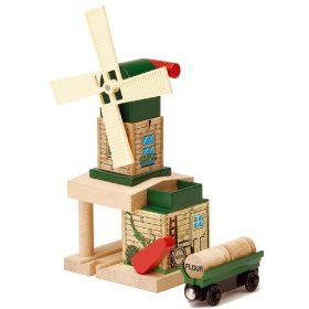 Anything for his wooden train set...melissa and doug wooden ...